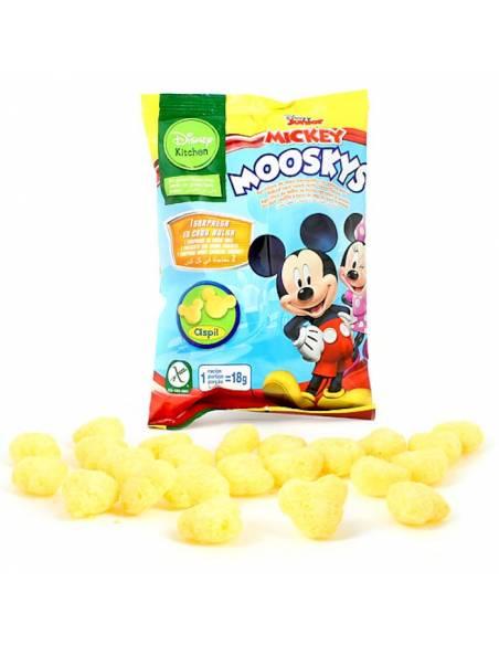 Mooskys Mickey 18g Aspil