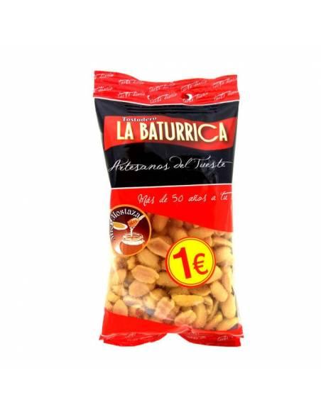 Cacahuete Miel y Mostaza 100g Marcado 1€ La Baturrica (35)