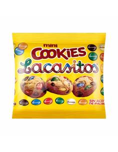 Mini Cookies Lacasitos 40g Lacasa