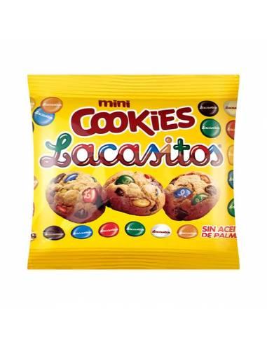 Mini Coockies Lacasitos 40g Lacasa