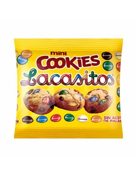 Mini Cookies Lacasitos 40g Lacasa