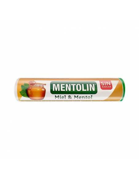 Mentolin Tubo Miel y Mentol S/A 20g Lacasa