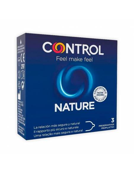 Control Nature 48, 3 unid.