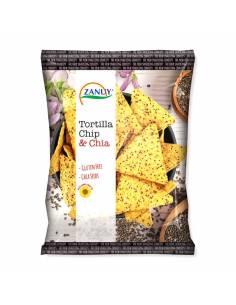 Nachos Tortilla Chip & Chia Zanuy 45g