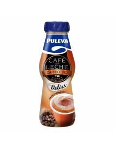 Cafe avec Lait et Cappuccino Puleva 220ml
