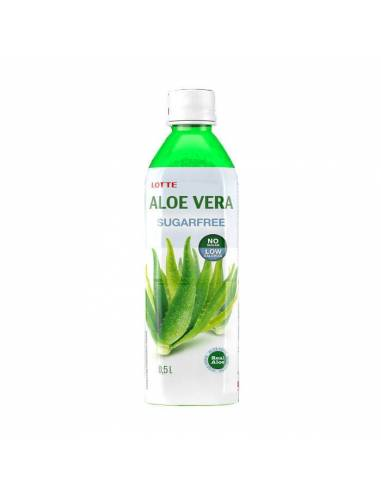 Bebida de Aloe Vera sin Azúcar 500ml Lotte