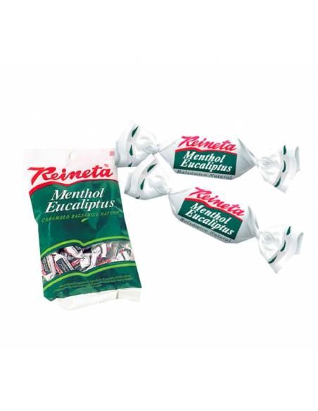 Caramelos Menthol Eucaliptus 50g Reineta