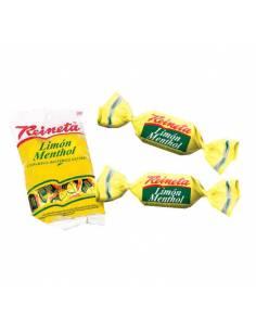 Caramelos Limón Menthol 50g Reineta