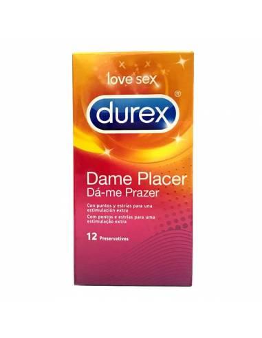 Durex Dame Placer 12 unid.