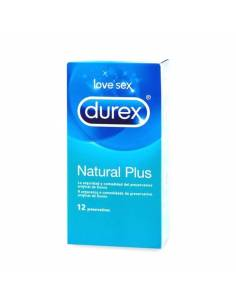 Durex Natural Plus 12 uds.