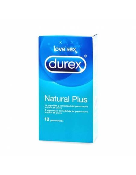 Durex Natural Plus 12 uds.