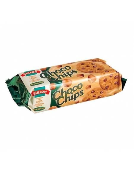 Choco Chip Pepitas de Choco y Avellanas 125g