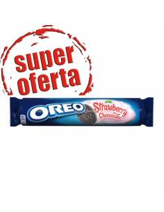 Oreo Rodillo Strawberry Cheesecake 154g