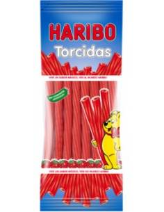 Réglisse Rouge Twisted 80g Haribo