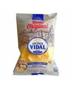 Patatas Receta Original 50g Vidal