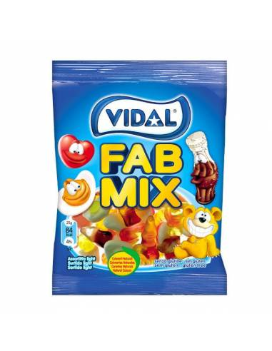 Fab Mix 100g Vidal
