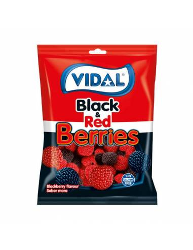 Moras Black & Red 100g Vidal