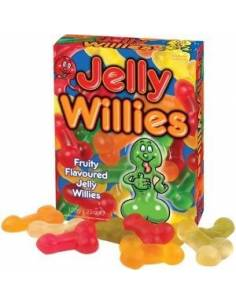 Gominolas Sexy Jelly Willies 120g