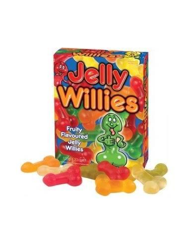 Gomas Sexy Jelly Willies 120g