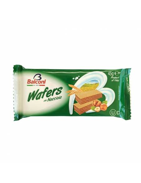 Wafers Nocilla 45g Balconi