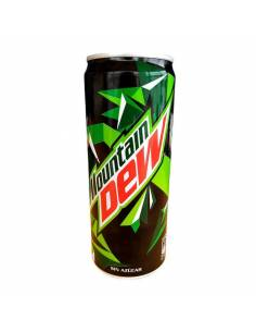 Mountain Dew Sleek sin Azúcar 330ml