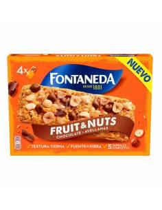 Barrita Fontaneda Chocolate y Avellanas 40g