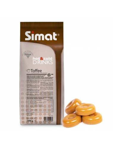 Cappccino Toffee 1kg Simat