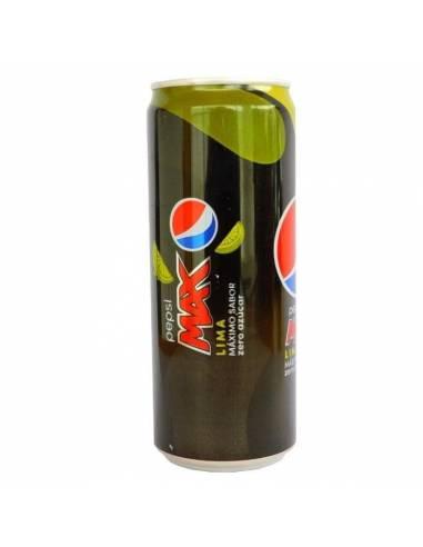Pepsi Max Lima Zero 330ml