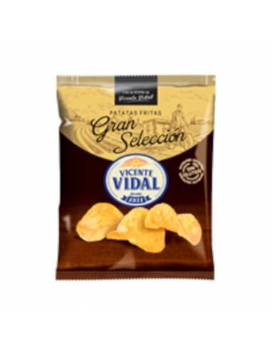 Batatas Fritas Grande Seleção 35g Vidal
