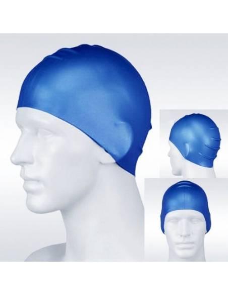 Chapeau de natation en silicone par unité