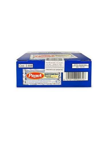 Mayonesa prima 10 ml