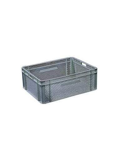 Cajas de Plastico perforadas