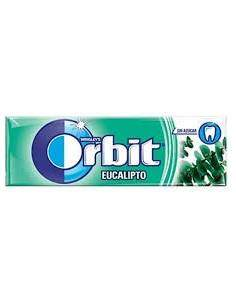 Orbit Dragée Eucalyptus 14g