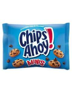 Mini Chips Ahoy 40g Azul