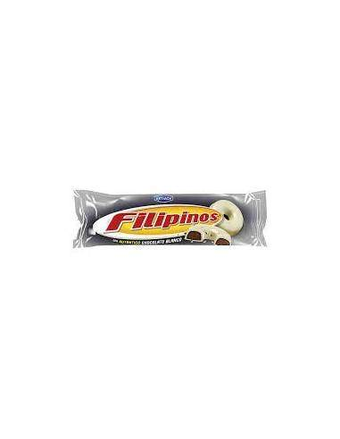 Filipinos chocolate con leche 135g