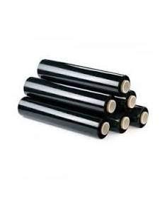 Rouleau en plastique étirable usage manuel 23 micras, 50 cm de largeur