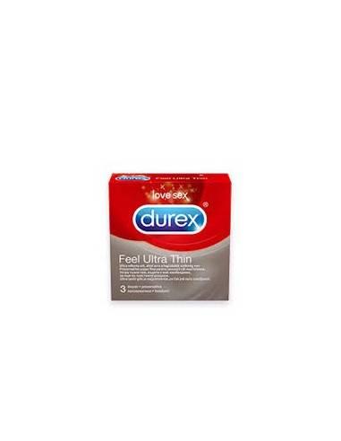 Durex Feel Ultra Thin 3Ud.