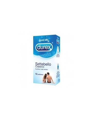 Durex Settebello 12 unidades